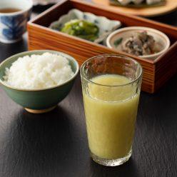 小松菜のビネガースムージー