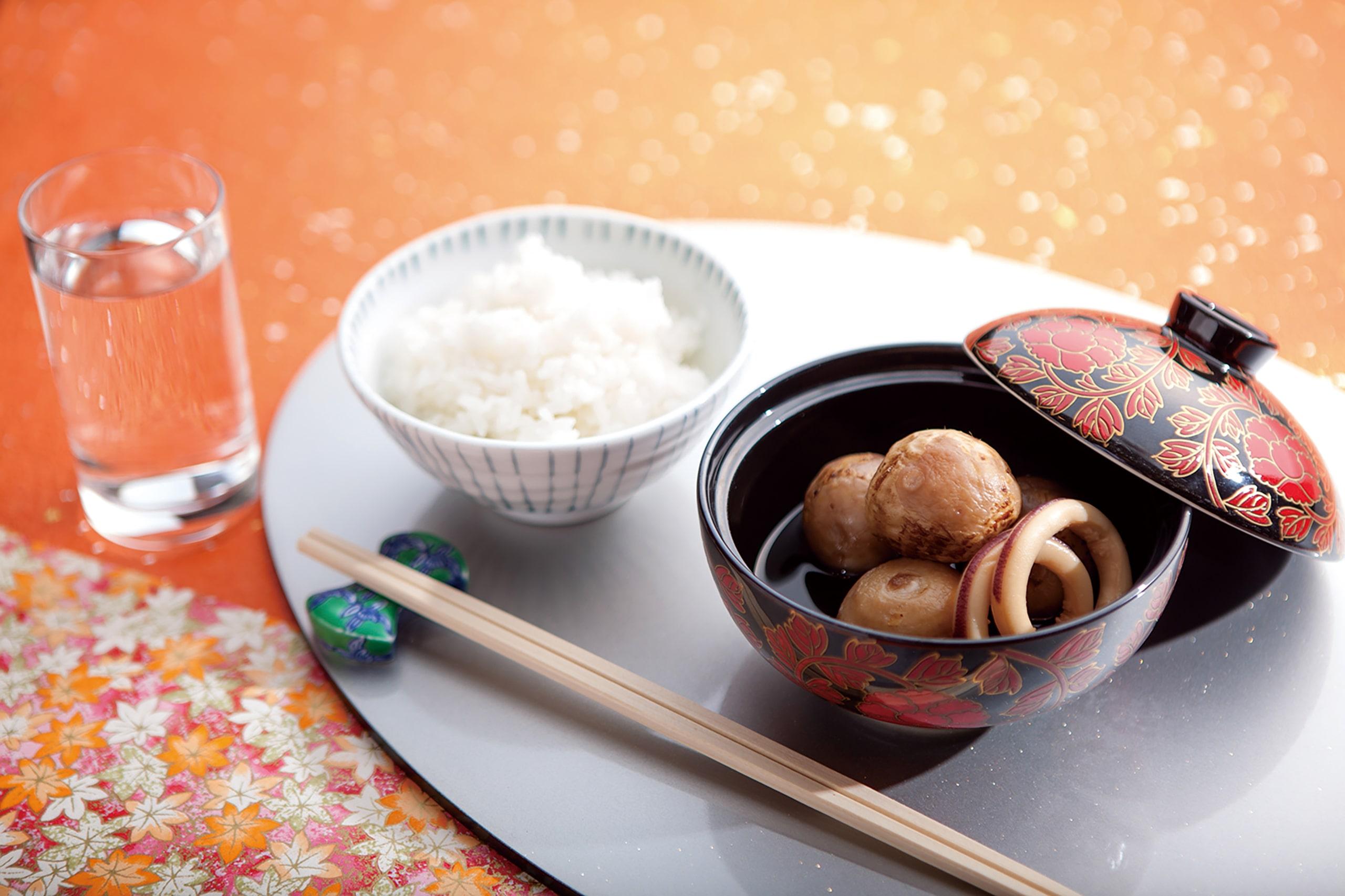新川風 里芋の煮たもん